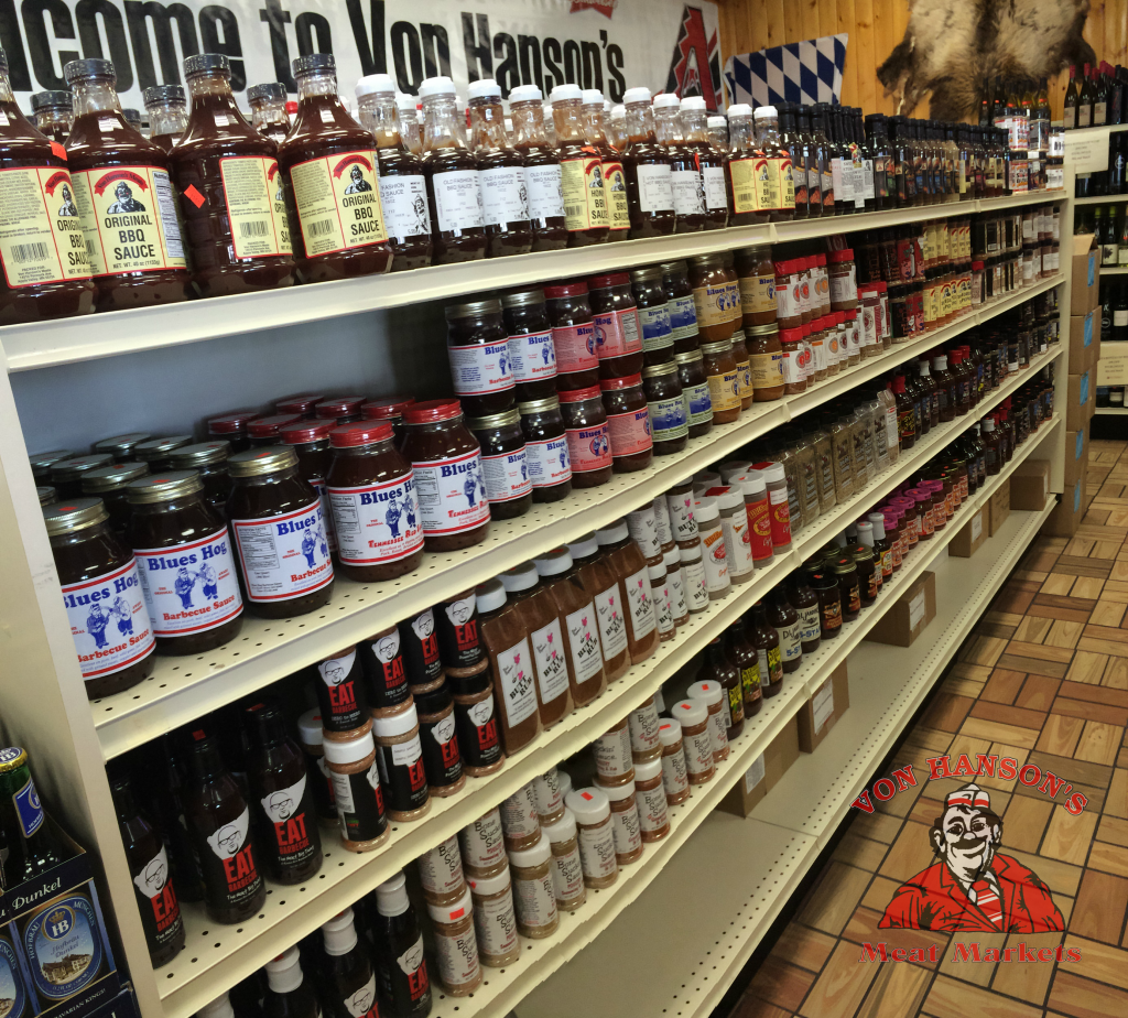 von_hansons_bbq_section
