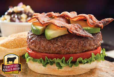Bacon Avocado Burger